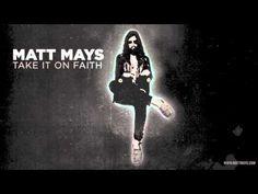 "Matt Mays new single ""Take it on Faith"" new album COYOTE available September 4, 2012!"