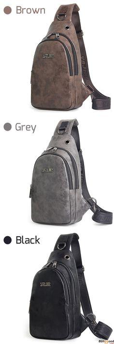 Waterproof Outdoor Chest Bag. 3 Colors Optional.