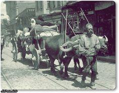 Mübadele yıllarında...Yunanistan'dan Türkiyeye göç etmek zorunda kalan vatandaşlarımız