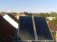 Solární ohřev České Budějovice
