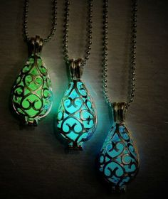 Break the Spell Glow in The Dark Locket. I would love to have a green one, or red. Both would be awesome.