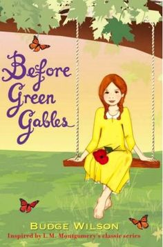 this one makes me wonder about that 'before' part... (Book Cover Illustrations by Lauren Bishop)