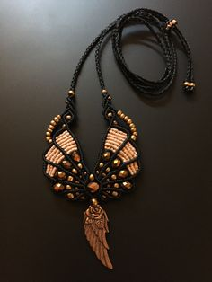 Collar Macrame, Macrame Colar, Macrame Dress, Macrame Bag, Macrame Earrings, Macrame Jewelry, Wire Jewelry, Micro Macramé, Knitted Necklace