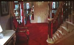 What we don't get to see on the tour: ...Graceland; the way it looked in 1977