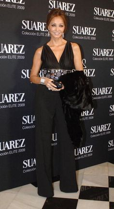 Isabel Presley attends the presentation of 'Elite By You 2009' of jewelery Suarez,on November 12, 2009 in Barcelona, Spain.