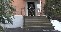 Boston Dynamics' Newest Robot Moves Like a Donkey on Rollerblades  We got our first glimpse of Boston Dynamics newest robot about a month ago after footage leaked from a presentation given by Marc Raibert the companys founder. But today we finally have the first official reveal of Handle and the new video will make you wish you also had wheels instead of feet.  The leaked footage of Handle already revealed the robots amazing jumping abilities as it easily leaped over an obstacle without…