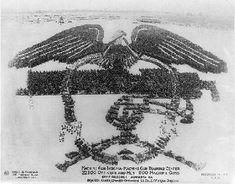 """Machine Gun Insignia"" (1918). 22500 αξιωματικούς και άνδρες, 600 πολυβόλα"