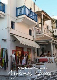 Solo Travel Destination: Mykonos, Greece http://solotravelerblog.com/solo-travel-destination-mykonos-greece/