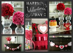 Potlucks on the Porch: Valentine Decorations!
