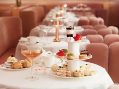 Sketch London | London's Best Tea Rooms | STYLE, by Clark Martin Blog