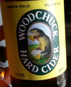 Malt Monday Beer Review of the Week: Woodchuck Pear Hard Cider via Giggles, Gobbles and Gulps