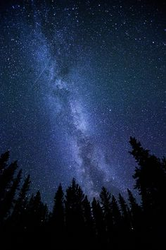 Milky Way,  Nothing is more magical or awe inspiring than laying back in your camp chair on top of the mountain looking at the milky way!!!!!!  Nothing....