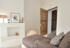 """Refurbished """"mas"""" in Oppede, near Menerbes & Bonnieux in the North Luberon. Views of Mont Ventoux."""