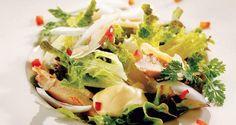 Recetas saludables: Ensalada de pollo, aguacate y naranjas ¡Que no falte en tu menú! | Adelgazar – Bajar de Peso