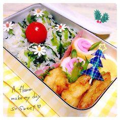 * * December  07, 2015 *∗⁎✼⁎ お弁当 ⅅᎥ੨rƴ ⁎✼⁎∗* 〜Bonheur de forme  幸せのカタチ〜 * 今日は  青高菜とちりめんのおにぎり弁当 ◡̈*❤︎ * お弁当箱、レンチンできないやつだけど 旦那さま 怒るかな? そんなん 知らんしー꒰笑꒱ * いってらっしゃ〜い❤︎ * #幸せの食卓部 * * #food #foodpic #cooking #lunch #lunchbox #love #instadaily #instafood #instalike #お弁当作り楽しもう部 #sweet #delicious #日常 #暮らし #おいしい時間 #お弁当 #愛妻弁当 #料理 #わたし日和 #昼食 #お昼ごはん #happy #life #yummy #kaumo #KURASHIRU #野田琺瑯