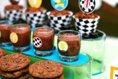Dirt Bikes And More.jar Chocolate dessert jars at a
