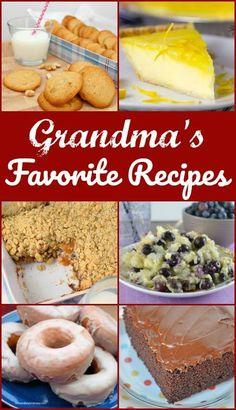 Grandma's Lemon Custard Pie with Lemon Curd Topping - Grandma's Favorite Recipes Collage Lemon Custard Pie, Lemon Curd, Easy Desserts, Delicious Desserts, Yummy Food, Yummy Snacks, Tasty, Donut Recipes, Cooking Recipes