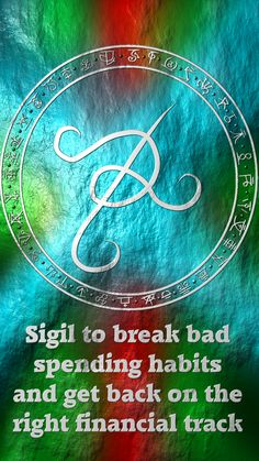 May I please get a sigil to break bad spending habits and get back on the right financial track? Thank you ❤️ Sigil to break bad spending habits and get back on the right financial track Here you go. Magic Symbols, Wiccan Symbols, Viking Symbols, Egyptian Symbols, Viking Runes, Ancient Symbols, Witch Spell, Psy Art, Wicca Witchcraft
