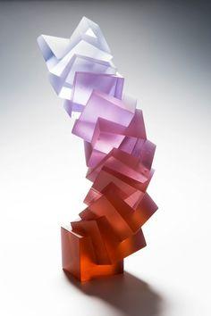 Glass Scupture | Heike Brachlow