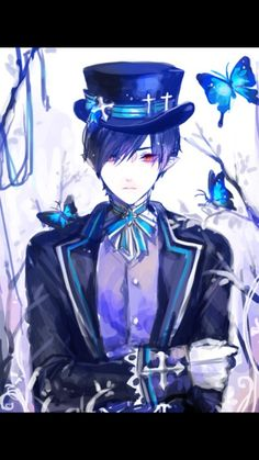 I actually have this costume fur my Ciel