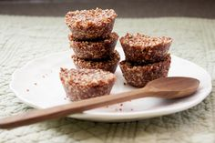 Recipe: Homemade Chocolate Larabars I love Lara Bars as much for their convenience as for their list of ingredients. Some flavors have just two ingredients which is an amazing thing if you're a la...