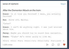 Aww my babe Draco