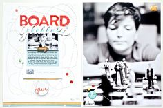 *board games* by JanineLanger at @studio_calico