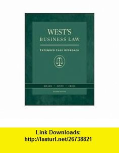 Wests Business Law Extended Case Study Approach (with 2006 Online Research Guide) (9780324204827) Roger LeRoy Miller, Gaylord A. Jentz, Frank B. Cross , ISBN-10: 0324204825  , ISBN-13: 978-0324204827 ,  , tutorials , pdf , ebook , torrent , downloads , rapidshare , filesonic , hotfile , megaupload , fileserve