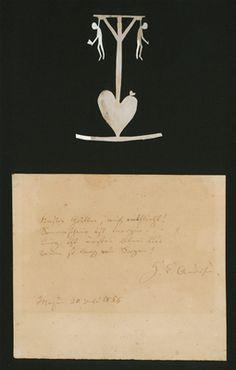 Heartsnatcher. Hans Christian Andersen Drawings, Odense City Museums