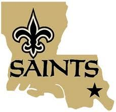 Geaux Saints