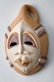 Afbeeldingsresultaat voor klei maskers