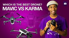 New 2016 Drones My Thoughts on DJI Mavic vs GoPro Karma I'm looking to buy a new drone and both DJI and GoPro came out swinging but which drone is better the DJI Mavic Pro or GoPro Karma?   WHICH IS BETTER DJI MAVIC PRO OR GOPRO KARMA? The GoPro Karma is very impressive and I do like the fact that it is an action cam system with a gimbal and completely detachable camera instead of just a drone.  However there are quite a few features on the DJI Mavic Pro that are stunning such as its subject…
