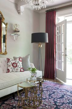 How to Beautifully Update your Persian (Oriental) Rug