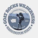 Goat Rocks Wilderness (BG) Sticker   camping gift basket ideas, mentee gifts ideas, camping fan #potscrubbie #camper #camperlife Beach Camping Tips, Camping Places, Camping Crafts, Camping With Kids, Tent Camping, Outdoor Camping, Camping Gift Baskets, First Time Camping, Adventure Gifts