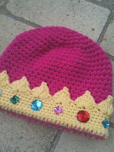 Coco and Cocoa: pretty princess hat