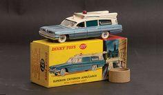 #277 Pontiac superior ambulance
