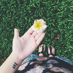 @sushiphine her tattoo!  'Never lose hope'  #wristtattoo #pulsetattoo #smalltattoo #quotetattoo #grass #flower #nature #top #short #fashion #tattoo #inkt #inked