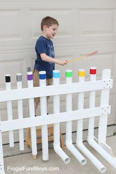 How to Make a PVC Pipe Xylophone