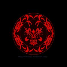 Natsu's magic seal
