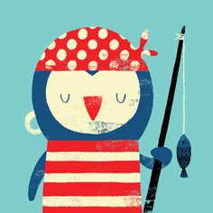 catch of the day by Monster Riot, via Flickr