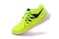 competitive price 8fad7 86280 Nike Free Womens Black Shoes New Outlet Bling Green