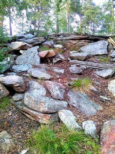 Каменный остров.