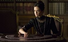 Eva Green as Vanessa Ives in Sky Atlantic's Penny Dreadful
