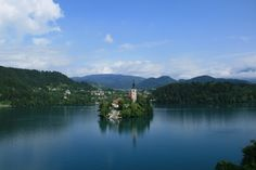 The Bled island - Bled