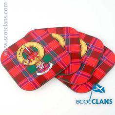 Dalziel Clan Crest C