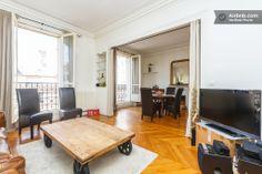 Superbe grand appartement parisien in Boulogne-Billancourt