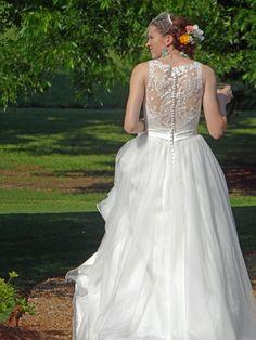 Cara and Nicholas: A Colorful Vintage Wedding {Part 2} | Lenora's Legacy Estate www.lenoraslegacy.com