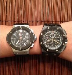 Home of Swiss Replica Watches: Hublot watches: Hublot's Big Bang 44mm is all set ...