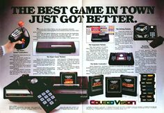 50 Best Colecovision images in 2018 | Video game console