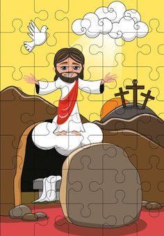 Bible Games, Bible Activities, Bible Stories For Kids, Bible For Kids, Sunday School Activities, Sunday School Crafts, Preschool Crafts, Easter Crafts, Religion Activities